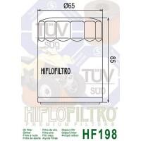 Filtre à huile HIFLOFILTRO HF198 noir Polaris