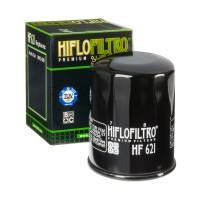 Filtre à huile HIFLOFILTRO HF621 noir Arctic Cat