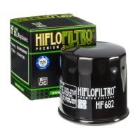 Filtre à huile HIFLOFILTRO HF682 noir