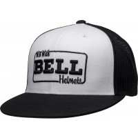 Casquette BELL Win with Bell blanc