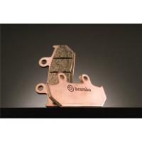Plaquettes de frein BREMBO 07004XS métal fritté