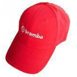 Casquette Brembo rouge