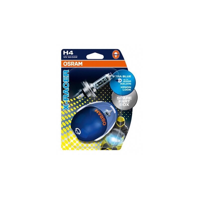 Ampoules X-Racer H4