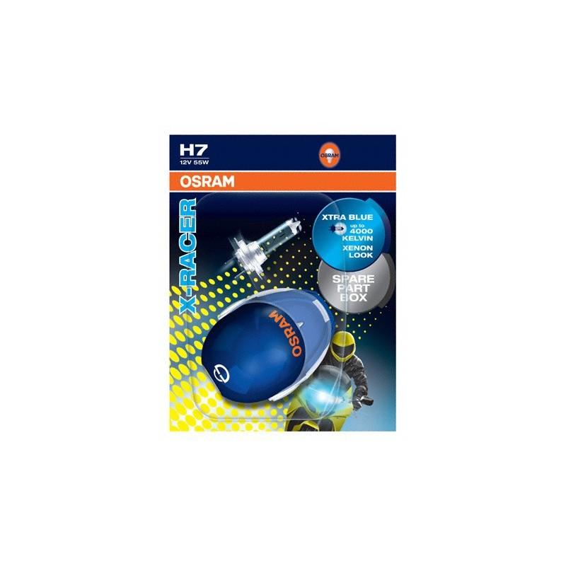 Ampoules X-Racer H7