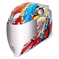 Casque Icon Airflite Freedom Spitter