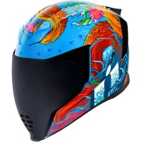 Casque Icon Airflite Inky