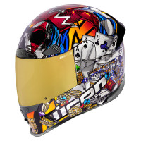Casque Icon Airframe pro Luckylid 3