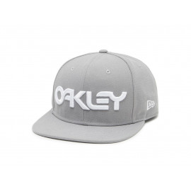 Casquette OAKLEY Mark II Novelty Snap Back Stone Grey