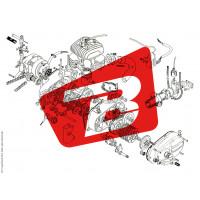 Pièce SAV YOSHIMURA Manchon RS9 titane pour 757030 Honda CRF450R