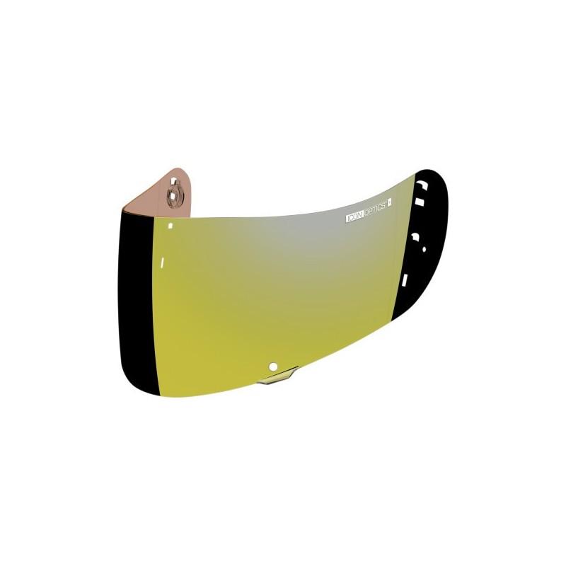 Visières Icon Optics jaune