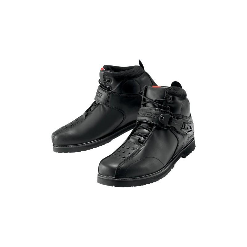 Boot Icon SuperDuty 4 noir