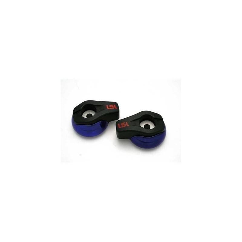 Tampons de protection LSL bleu