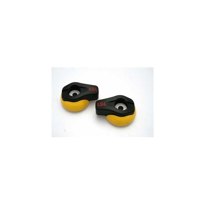 Tampons de protection LSL jaune
