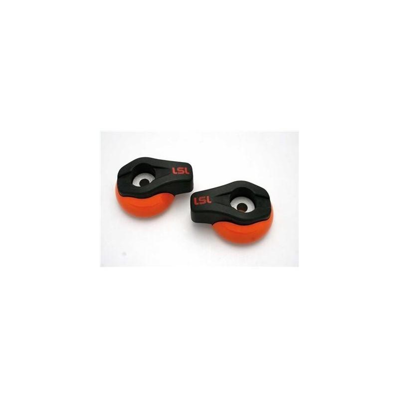 Tampons de protection LSL orange