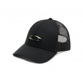 Casquette OAKLEY Trucker Ellipse Blackout