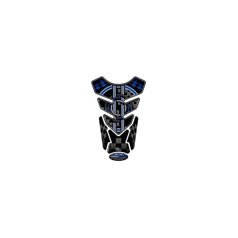 Protection bleu
