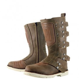 Bottes Icon One Thousand Elsinore marron
