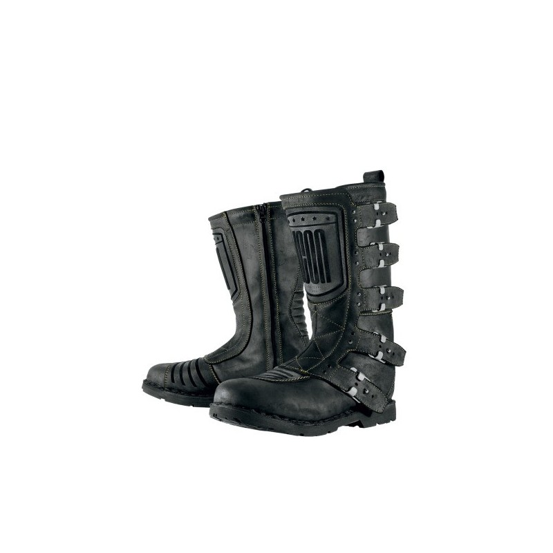 Bottes Icon One Thousand Elsinore noir
