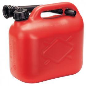 Jerrycan hydrocarbure DRAPER 5L
