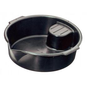 Bac récupérateur PRESSOL noir 7L