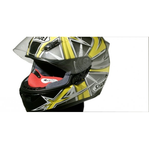 masque anti bu e respro pour casque moto. Black Bedroom Furniture Sets. Home Design Ideas