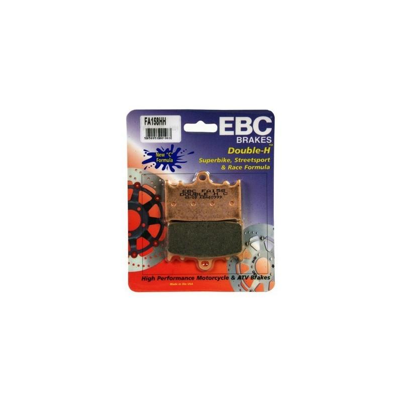 Plaquette EBC-FA158HH