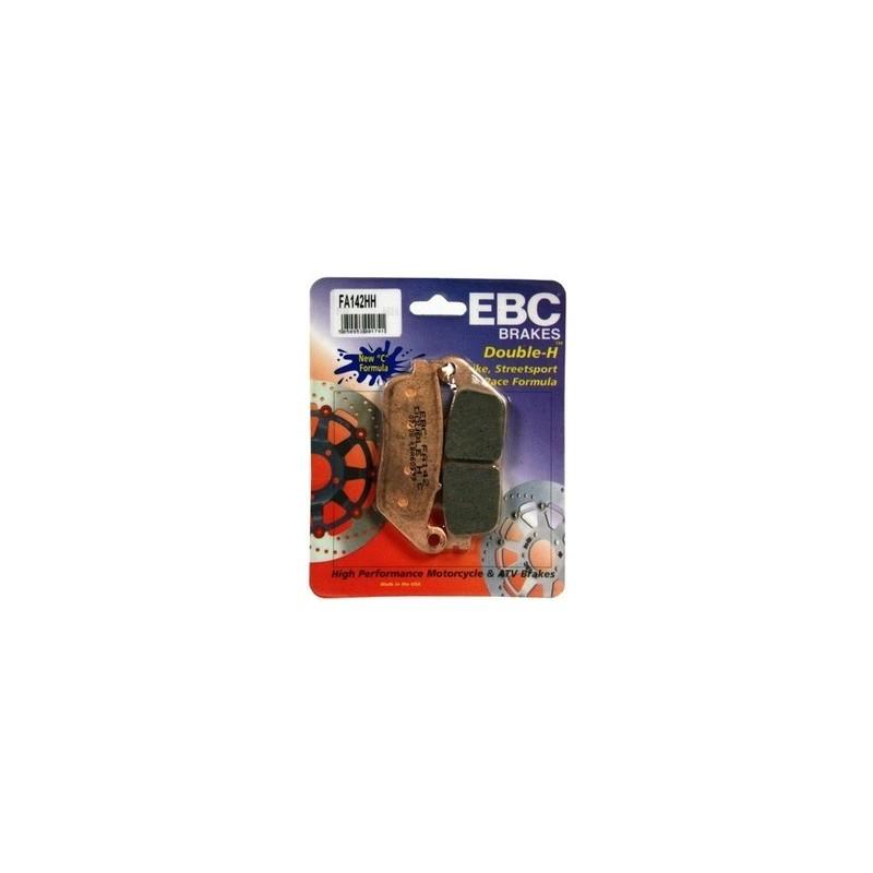 Plaquette avant EBC-FA142HH