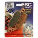 Plaquette avant droit EBC-FA231HH