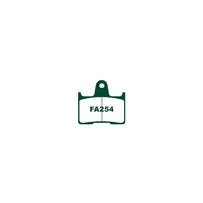 plaquette arrière EBC-FA254HH