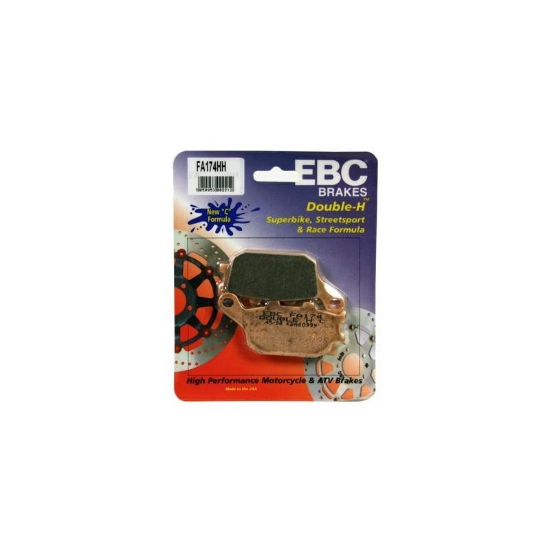 plaquette arrière EBC-FA174HH