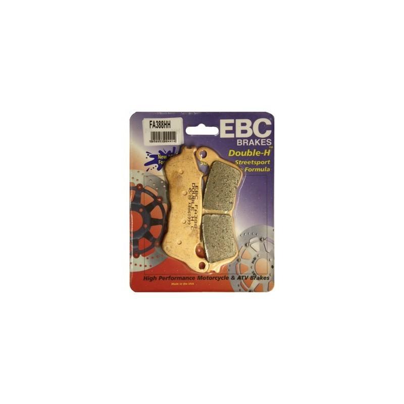 Plaquette avant EBC-FA388HH