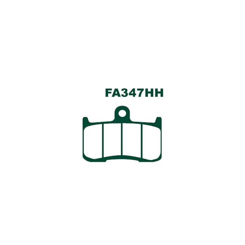 Plaquette avant EBC-FA347HH