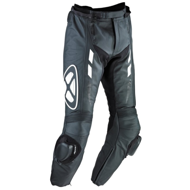 Pantalon ixon addict noir et blanc