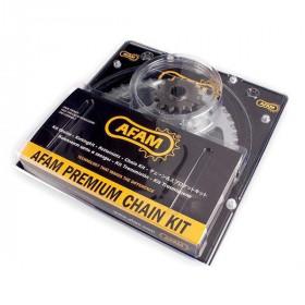 Kit chaîne AFAM 530XSR2 18/43 super renforcé - couronne standard