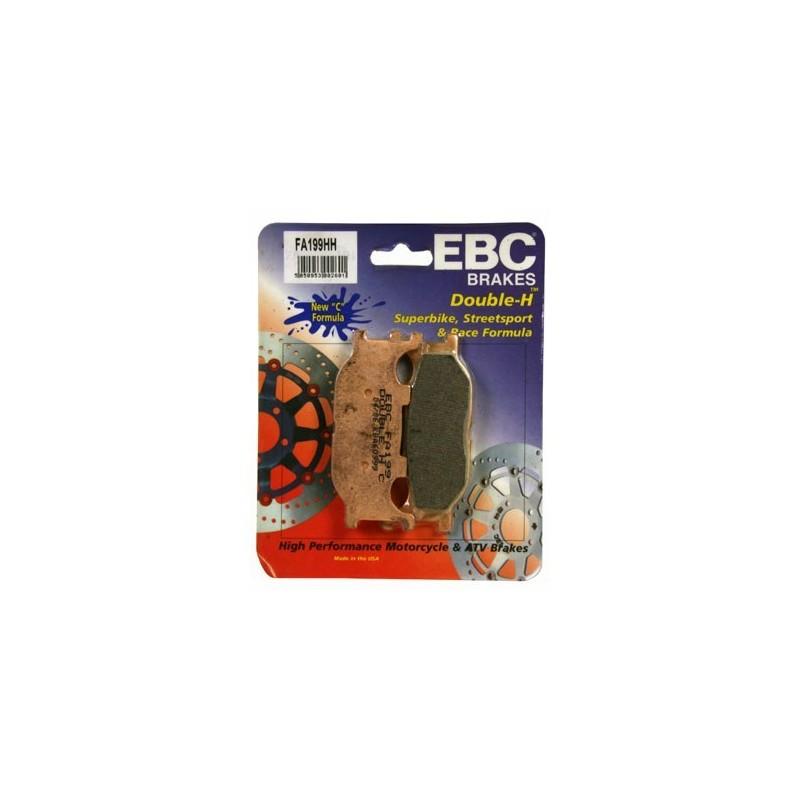 plaquette avant EBC-FA199HH
