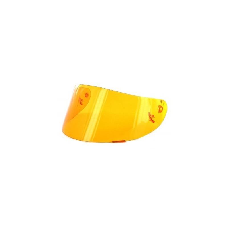 Visière LS2 pour casque FF350 jaune