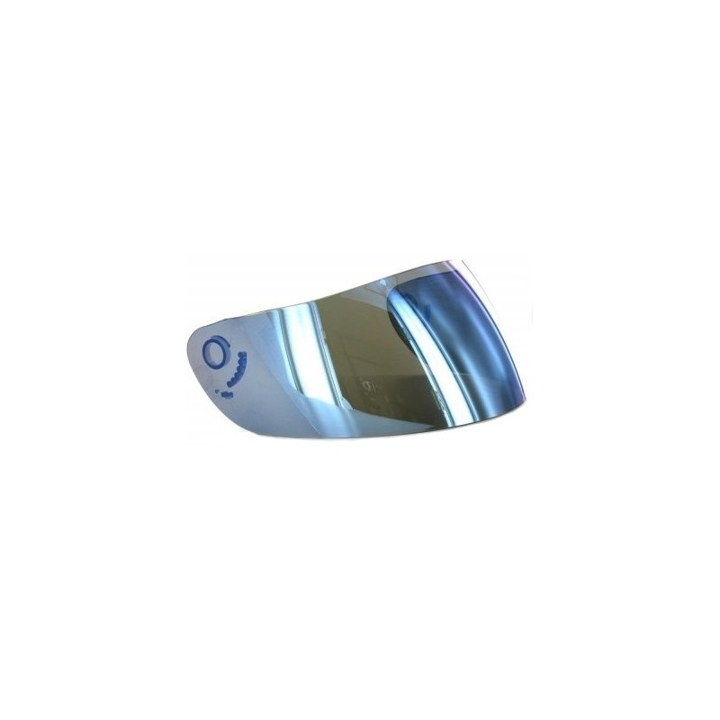 Visière LS2 pour casque FF350 irridium bleu
