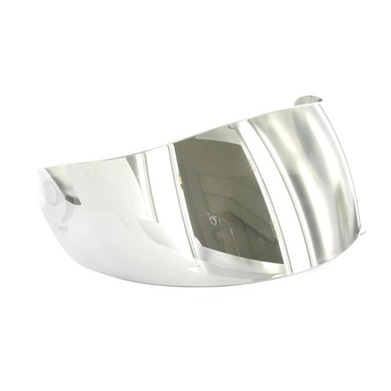 Visière LS2 pour casque FF350 irridium argent
