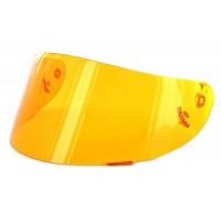 Ecran LS2 FF351/FF369/FF384 jaune