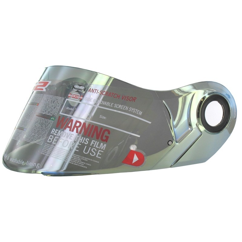 Ecran LS2 FF370/FF386 irridium or