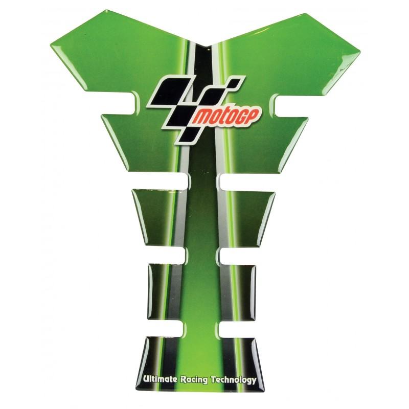 Protection de réservoir Moto GP vert