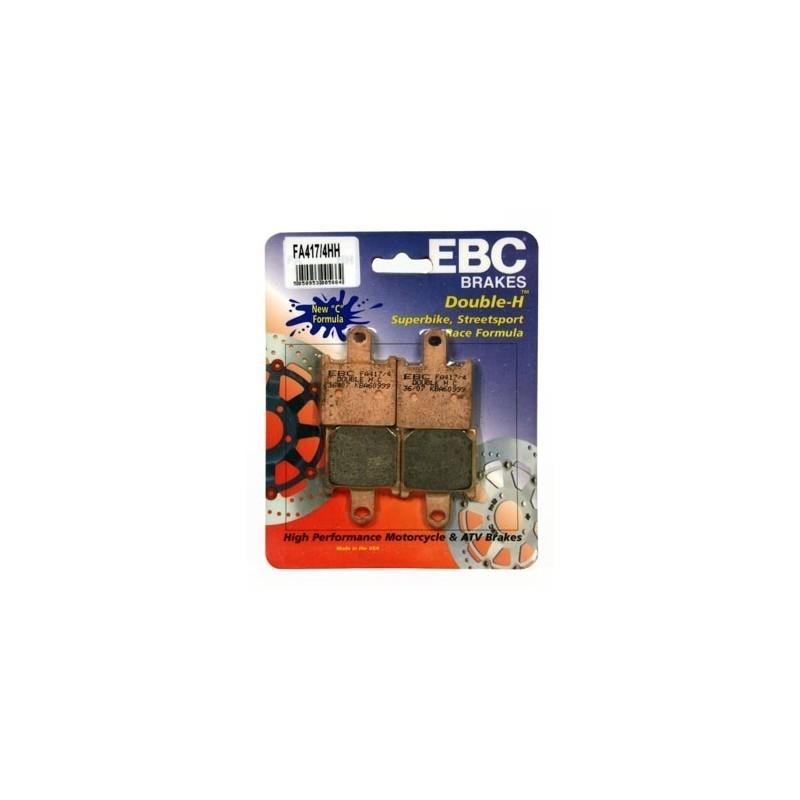 Plaquette avant EBC-FA417HH