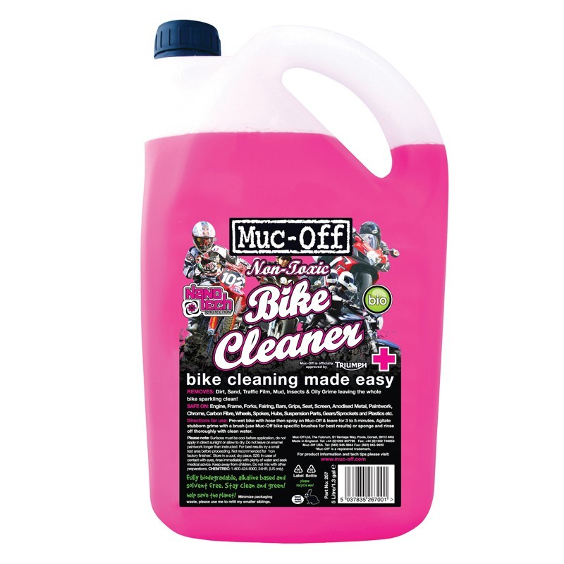 MUC-OFF Nettoyant cleaner 5L