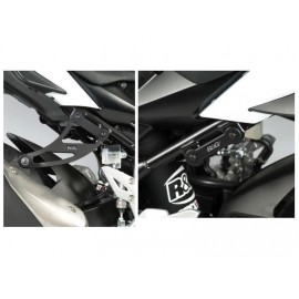 Kit De Supression Repose-Pieds Arriere R&G Pour Suzuki Gsr750