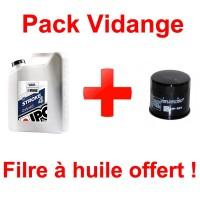 Ipone Stroke 0w40 4L + filtre offert