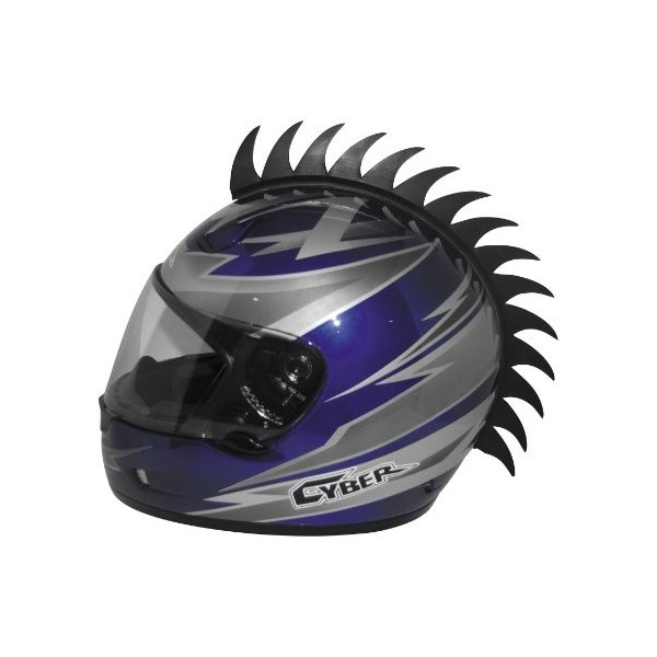 a0401e6e28a Crête pour casque moto