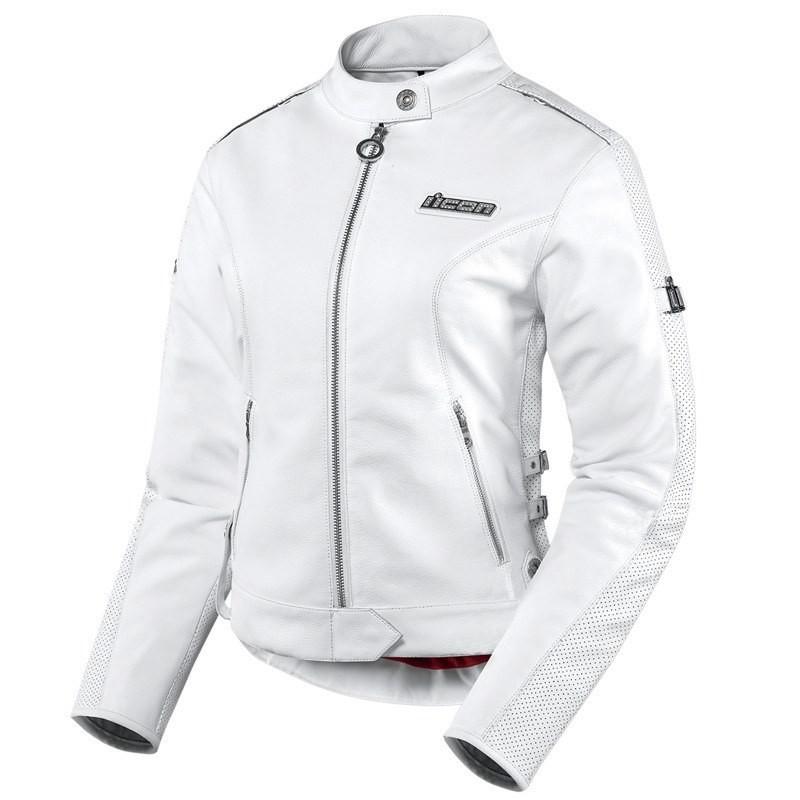Blouson Icon Hella Leather Jacket