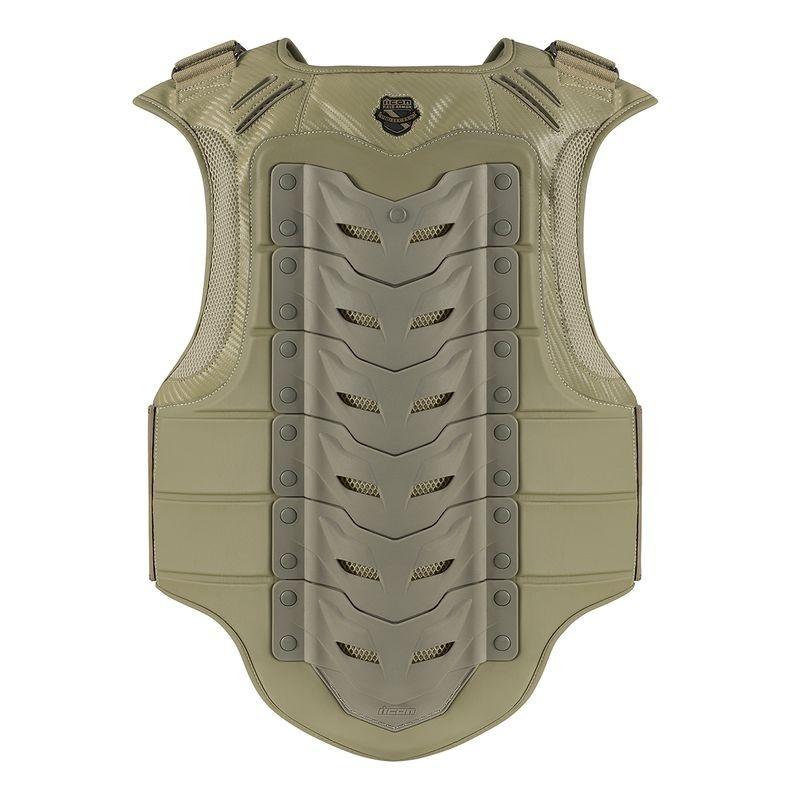 Plastron Icon Stryker Battlescar
