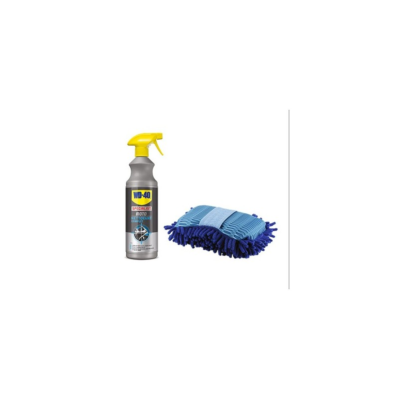Nettoyant Complet Wd-40 Specialist Moto 1L