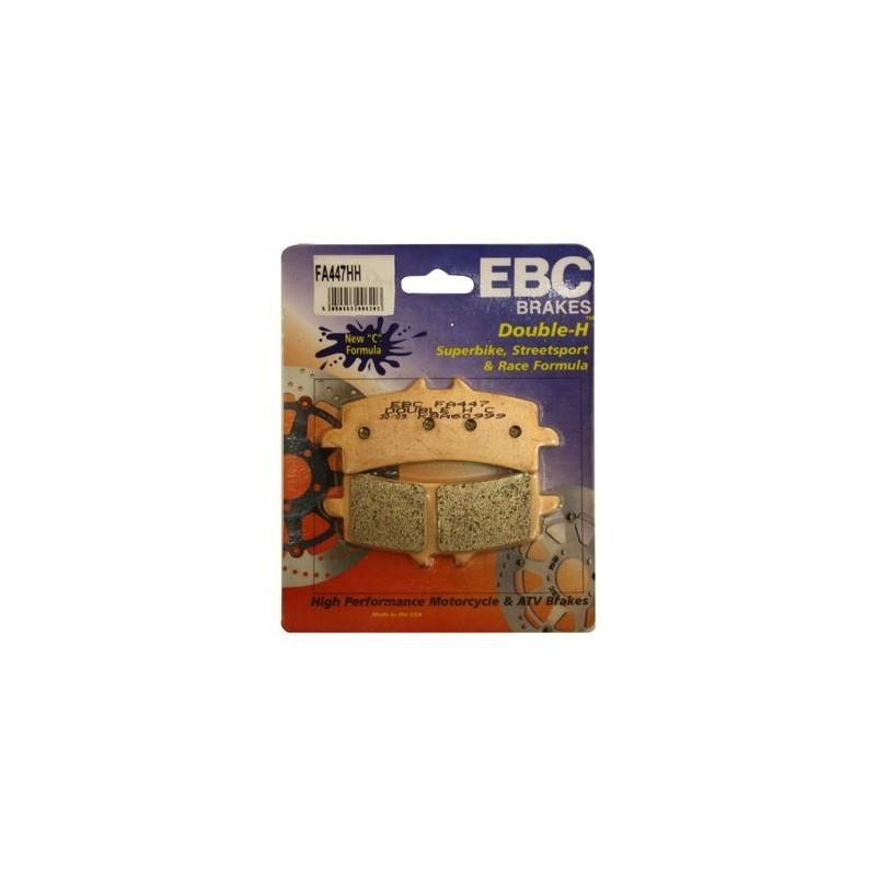 Plaquette avant EBC-FA447HH